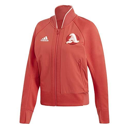 adidas Damen VRCT Jacket Jacke, Glory red, S