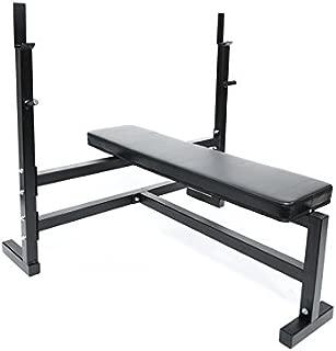 Ader Olympic Bench Press w/ 300lb Black Olympic Set