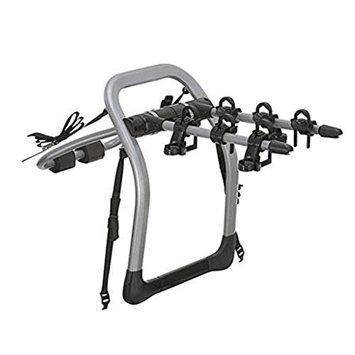 Folding Car Bike Rack, Car SUV Rear Hanger, Trunk Universal Single Frame, Easy to Install and Remove, Can Hang 2/3 Bicycles Rack Bike Premium Carrier