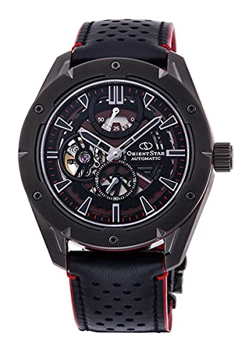 Orient Sports Mechanical Avant Garde Skeleton RE-AV0A03B00B - Reloj automático para hombre