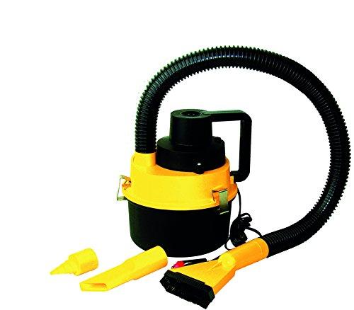 Vip - Aspirador de coche 90W. 12V, aspirador de coche potente, accesorios complementarios, hinchador.