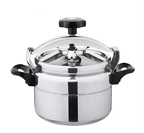 Cocina de presión de gran capacidad de aleación de aluminio, cocina de...