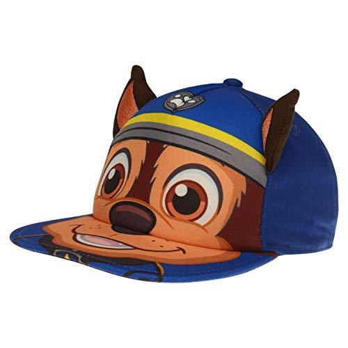Character Kinder Flat Peak Baseball Cap Kappe Sommer Sonne Paw Patrol Chase Kleinkinder