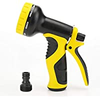 YIZHEN Garden Water Hose Spray Nozzle with 10 Patterns