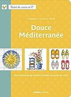 MANGO <Douce Mediterranee> クロスステッチ図案集-フランス語