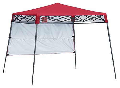 Quik Shade Go Hybrid Sun Protection Pop-Up Compact and Lightweight Base Slant Leg Backpack Canopy