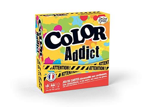 Color Addict - Ducale - Jeu de Cartes Français - Jeu D'ambiance