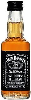 Jack Daniels Miniature American Bourbon Whiskey 5cl Miniature - 10 Pack