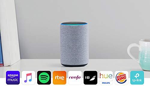 Echo Plus (2.ª generación) - Sonido de alta calidad y...