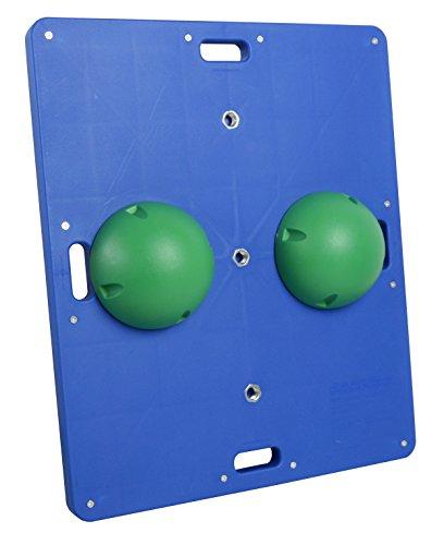 CanDo Balance Board 15x18 Inch 2 Inch Height Green