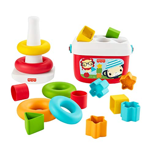 Fisher-Price GRF11 - Fisher-Price Stapel & Sortier Spielset
