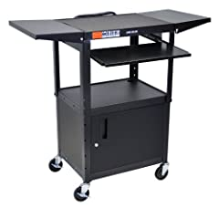 Luxor products are covered by a manufacturer's Limited Presentation carts perfect for any situation Unsurpassed fit and finish for that professional look
