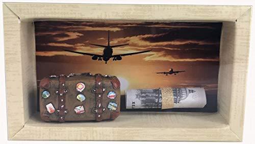unser schönster Tag Geldgeschenk Gutschein Koffer GS029