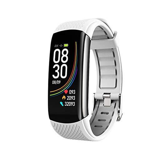 JOYKK Bluetooth body waterdicht horloge oefening hartslagmeter smart bracelet fitness armband zwemmen