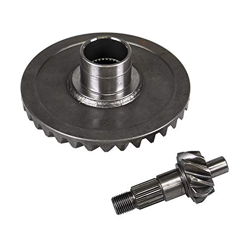 NICHE Rear Differential Ring And Pinion Gear For Honda 1988-2000 Fourtrax 41310-HM5-A10 41310-HC5-305