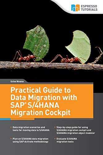 Practical Guide to Data Migration with SAP S/4HANA Migration Cockpit