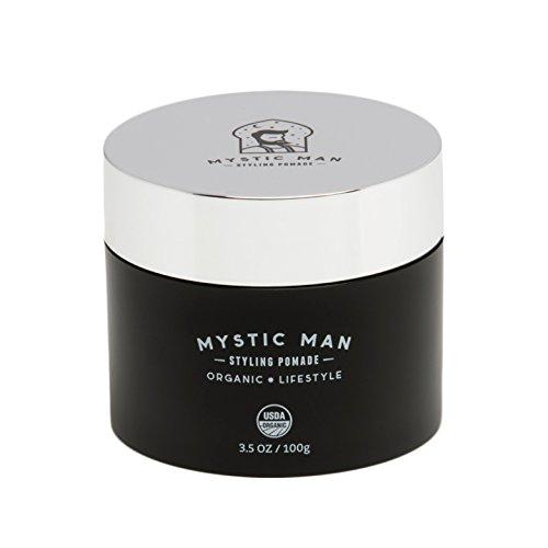 Mystic Man Styling Pomade & Beard Balm Oil