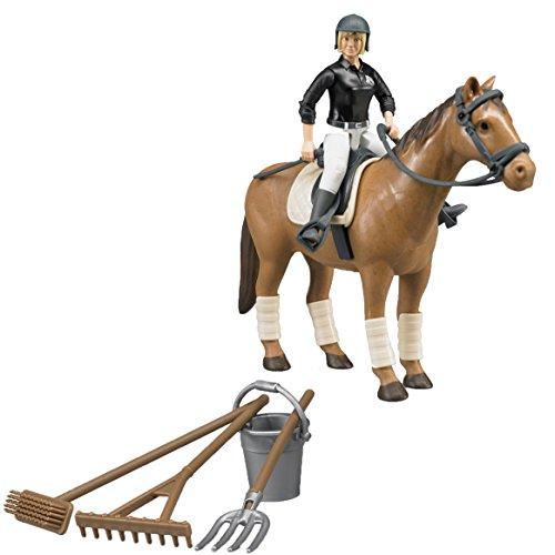 Bruder 62505 - Figuurset paardrijden