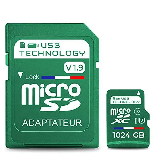 Tarjeta de memoria Micro SD 1024 GB (1 TB) –