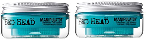 Tigi, Bed Head Manipulator Duo, Gel per i capelli, 2 x 57 ml