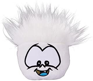 Disney Club Penguin 4 Inch Series 3 Plush Puffle White [Includes Coin with Code!]