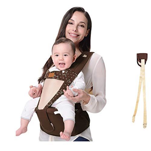 Courroie de Tabouret de Taille pour bébé Banc d'absorption de Chocs détachable Multifonctionnel Convient pour l'été ( Color : B )