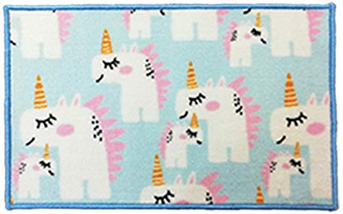 Alfombra Infantil niños Unicornio 7350010-5