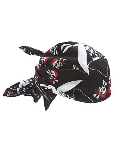 DEGUISE TOI - Bandana Pirate - Taille Unique
