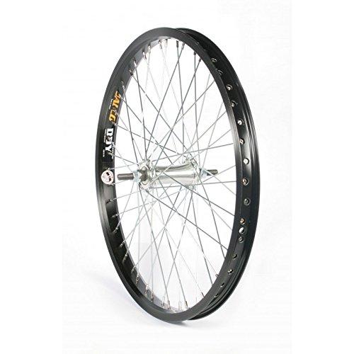 Bike Original Laufräder BMX Vorderrad 48 Loch, Schwarz, 11303012AV