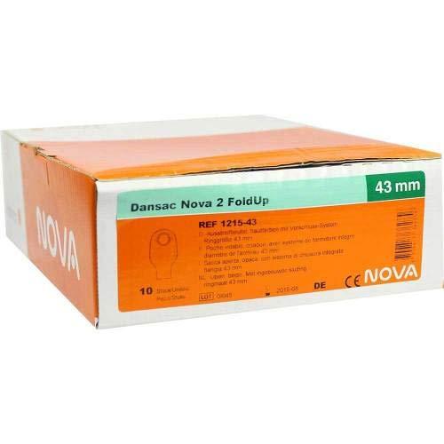 DANSAC NOVA 2 FoldUp Btl.1215-43 10 St