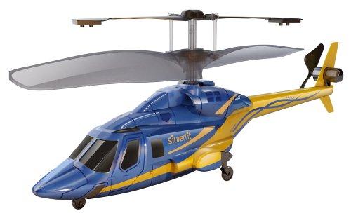Silverlit Bell 2223-Kanal I/R Fernbedienung Gyro Hubschrauber (farblich Sortiert)