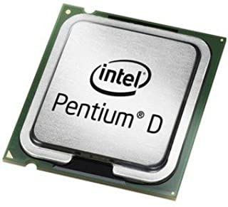 Intel Cpu Pentium D 950 3.4Ghz Fsb800Mhz 2Mbx2 Lga775 Dual Core Tray
