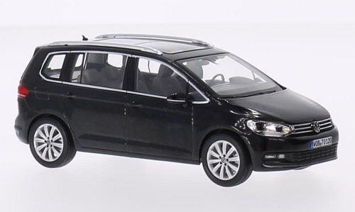 VW Touran, schwarz, 0, Modellauto, Fertigmodell, I-Norev 1:43