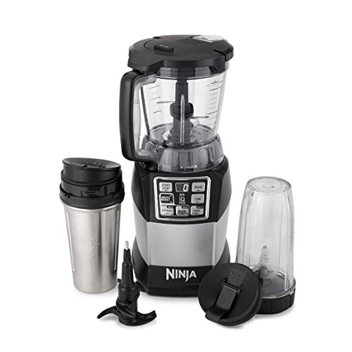 SharkNinja BL492 Blender Renewed Silver
