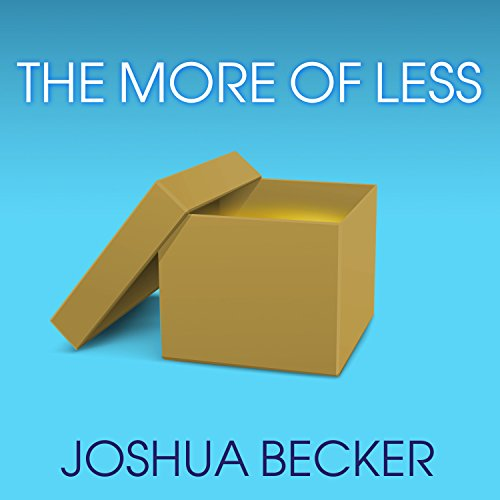 The More of Less Audiobook By Joshua Becker cover art