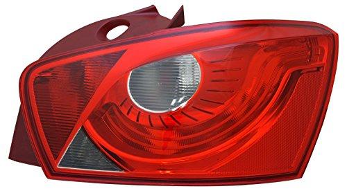 Carparts-Online 30873 Rückleuchte rechts (Beifahrerseite)