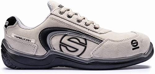 Zapatilla de Seguridad SPARCO A2 Sport-Low Gris • Botas y Calzado de...