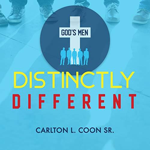 God's Men - Distinctly Different audiobook cover art