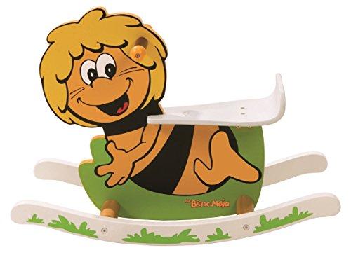 roba Maya 69022 BM1 - Abeja balancín de madera, diseño La abeja Maya [importado de Alemania]