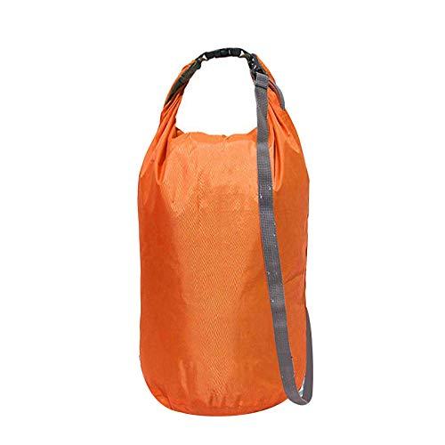 Samine Dry Bag - Bolsa impermeable (20 L), color naranja