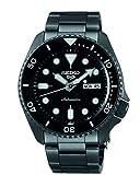 Seiko Analog Black Dial Men's Watch-SRPD65K1
