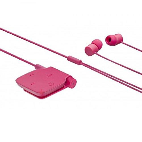 Nokia BH-111 Auricolare Stereofonico Cablato Rosso auricolare per telefono cellulare