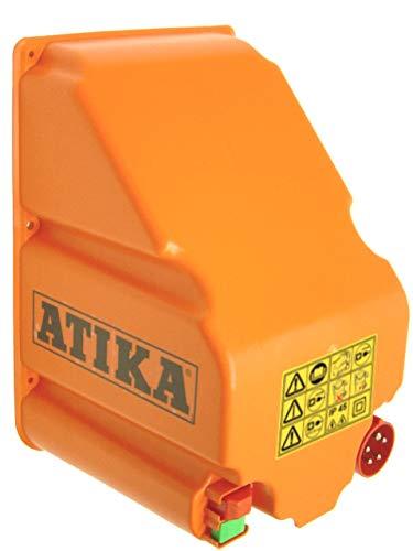 ATIKA Ersatzteil | Motorhaube Orange 400V für Betonmischer Comet 130 S/Profi 145 S