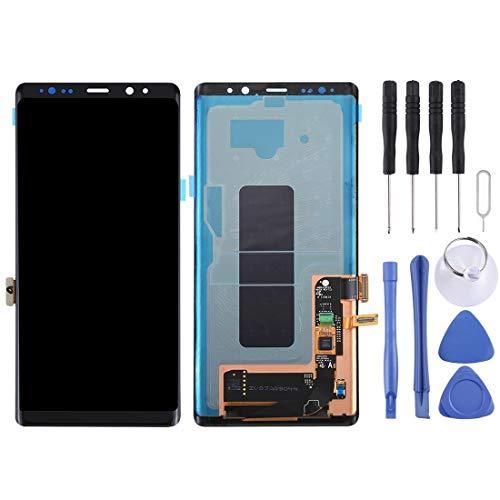 TKTK Mobiele telefoon Reparatie Onderdelen LCD-scherm LCD-scherm en Digitizer Volledige montage voor Galaxy Note 8 (N9500), N950F, N950FD, N950U, U1, N950W, N9500, N950N(Zwart), Zwart