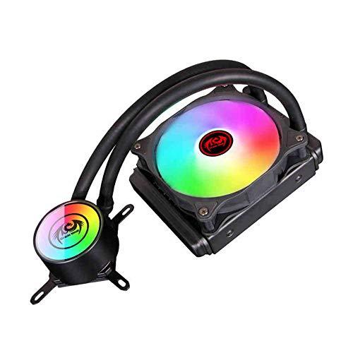 TIANLONG Cooler RGB Refrigerador Líquido De CPU De Circuito Cerrado Radiador De 120 Mm Bomba RGB De Doble Cámara Ventiladores RGB
