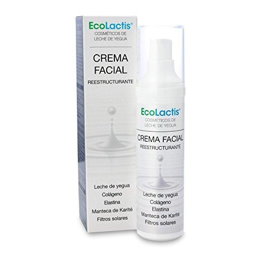 Ecolactis Crema Facial Reestructurante Leche De Yegua 50 ml