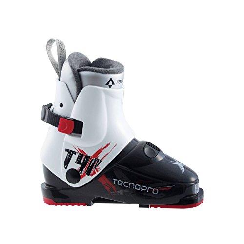 Tecnopro Skischuh, Größe 40, - - black/white, 5