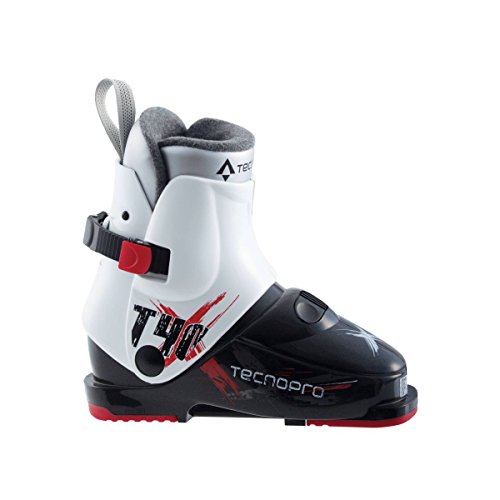 Intersport ski-laarzen T40 zwart/wit - 22,5