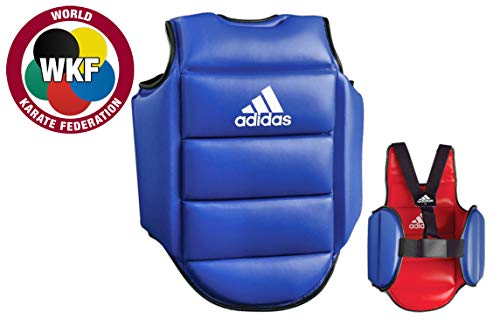 adidas Reversible Boxing Chest Guard (Large)