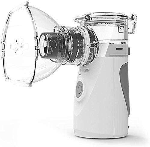 Handheld draagbare USB Oplaadbare Handheld Cool Mist Inhaler Luchtbevochtiger Automatische Reiniging Mini Verdampers Machine voor Kinderen en Volwassenen
